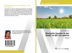 Capa do livro de Deutsche Spuren in der Stadt, in der ich wohne