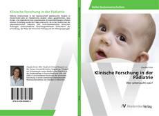 Обложка Klinische Forschung in der Pädiatrie