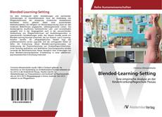 Bookcover of Blended-Learning-Setting