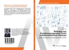 Обложка Relevanz von Projektmanagement/-Tools in österreichischen Startups