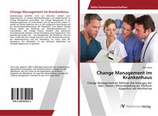 Bookcover of Change Management im Krankenhaus