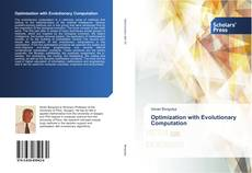 Bookcover of Optimization with Evolutionary Computation