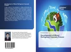 Portada del libro de Development of Mixed Refrigerant Cascade Freezer