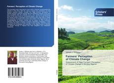 Bookcover of Farmers' Perception of Climate Change