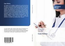 Capa do livro de Case History