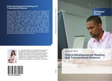 Copertina di Online Developmental Reading and Transactional Distance