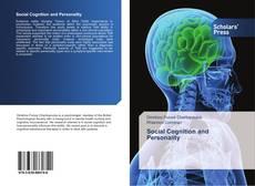 Capa do livro de Social Cognition and Personality