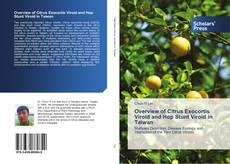Overview of Citrus Exocortis Viroid and Hop Stunt Viroid in Taiwan kitap kapağı