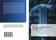 Bookcover of New Trends in Network Cyber Security (Part 1)