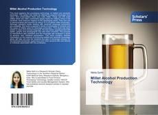 Portada del libro de Millet Alcohol Production Technology