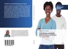 Bookcover of The Slums Juvenile Delinquency in Kenya