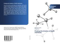 Bookcover of Probing the kinetics of Ga/Si interfaces