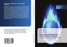 Capa do livro de Mathematical Modeling in Thermoelastic Problems