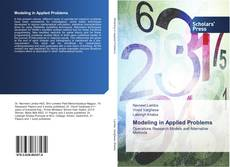 Capa do livro de Modeling in Applied Problems