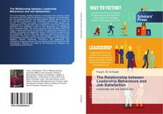 Buchcover von The Relationship between Leadership Behaviours and Job Satisfaction
