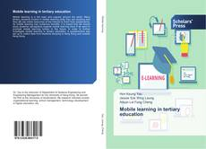 Buchcover von Mobile learning in tertiary education