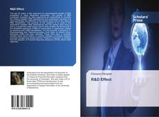 Bookcover of R&D Effect