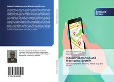 Buchcover von Indoor Positioning and Monitoring System