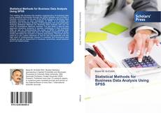 Обложка Statistical Methods for Business Data Analysis Using SPSS