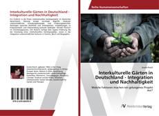 Bookcover of Interkulturelle Gärten in Deutschland - Integration und Nachhaltigkeit