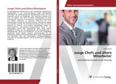 Capa do livro de Junge Chefs und ältere Mitarbeiter