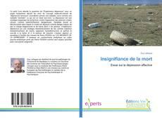 Bookcover of Insignifiance de la mort