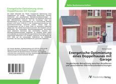 Copertina di Energetische Optimierung eines Doppelhauses mit Garage