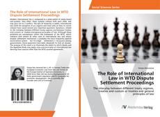 The Role of International Law in WTO Dispute Settlement Proceedings kitap kapağı