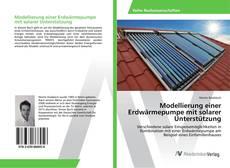 Portada del libro de Modellierung einer Erdwärmepumpe mit solarer Unterstützung