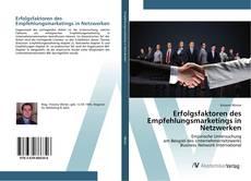 Buchcover von Erfolgsfaktoren des Empfehlungsmarketings in Netzwerken