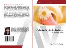 Обложка Palliativ Care in der Pädiatrie