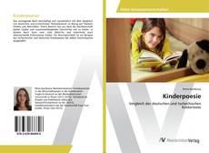 Portada del libro de Kinderpoesie