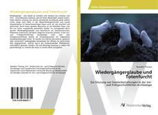 Wiedergängerglaube und Totenfurcht kitap kapağı