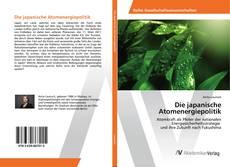 Borítókép a  Die japanische Atomenergiepolitik - hoz