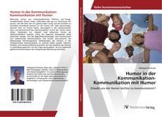 Bookcover of Humor in der Kommunikation-Kommunikation mit Humor