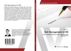 Buchcover von Risk Management in FM