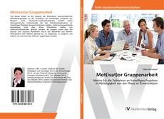 Bookcover of Mot(ivat)or Gruppenarbeit