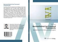 Couverture de Barrierefreiheit bei Frontend Frameworks