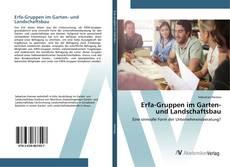 Buchcover von Erfa-Gruppen im Garten- und Landschaftsbau