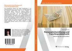 Buchcover von Personalentwicklung und Transferproblematik