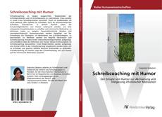 Bookcover of Schreibcoaching mit Humor