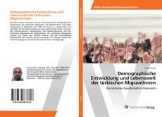 Capa do livro de Demographische Entwicklung und Lebenswelt der türkischen MigrantInnen
