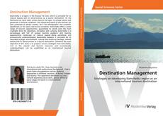 Bookcover of Destination Management