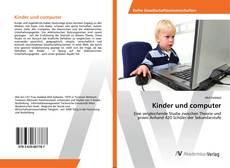 Couverture de Kinder und computer