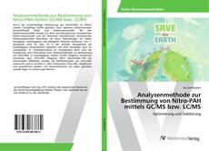 Borítókép a  Analysenmethode zur Bestimmung von Nitro-PAH mittels GC/MS bzw. LC/MS - hoz
