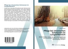 Portada del libro de Pflege bei chronischen Schmerzen im Langzeitbereich