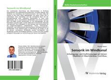 Buchcover von Sensorik im Windkanal