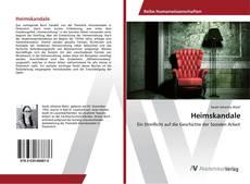 Bookcover of Heimskandale