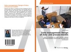 Borítókép a  Sales management: Design of data- and process-models - hoz