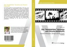 """Borítókép a  Die """"Haidebilder"""" Annette von Droste-Hülshoffs - hoz"""
